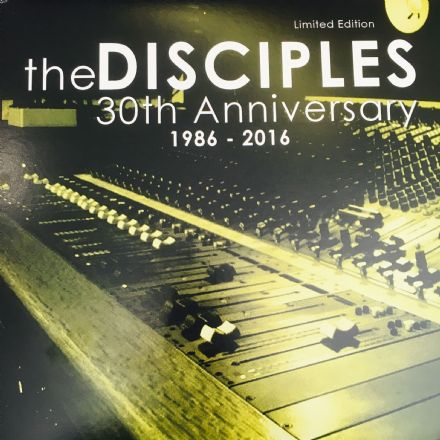 Disciples - 30th Anniversary 1986-2016 (Digital Traders Records) LP